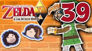 Zelda A Link Between Worlds: Stuck on the Butt - PART 39 - Game Grumps