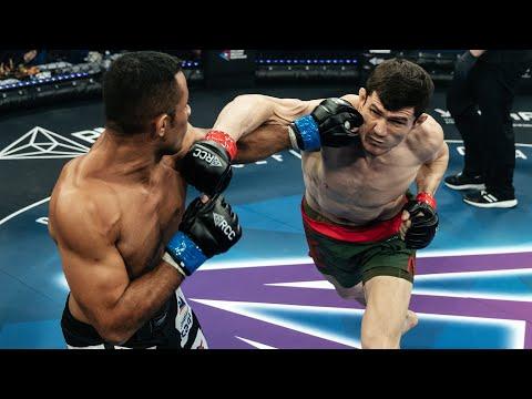 Георгий Кичигин (Казахстан) vs Клебер Соуза (Бразилия) / Georgy Kichigin vs Cleber Souza