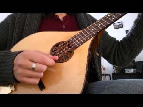 Hora Irish Concert Bouzouki