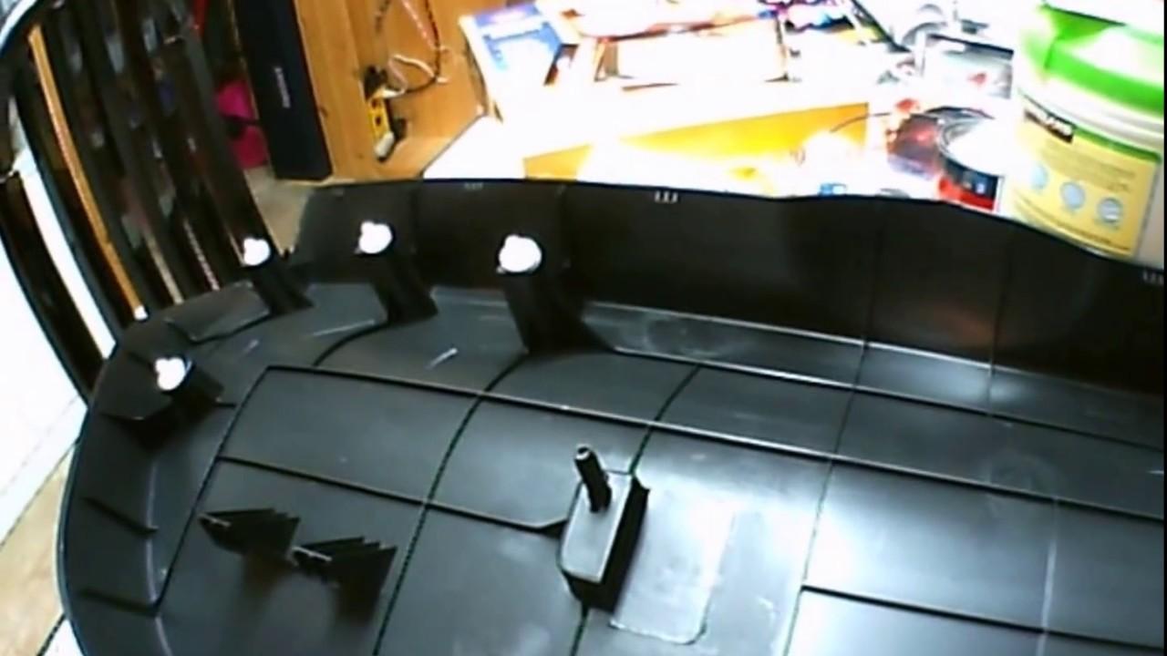 2012 nissan versa rear door panel removal