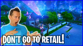 RETAIL ROW IS BACK BUT DON