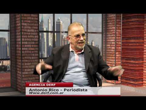 Antonio Rico - Un concejo para Alberto Fernández - AGENCIA DERF