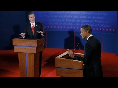The Debate: Why Didn't Obama Attack the Bush Years?