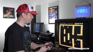 Behind the Scenes with Classic Game Room & Arcadia 2001