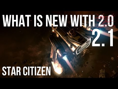 What's New For Star Citizen Alpha 2.1