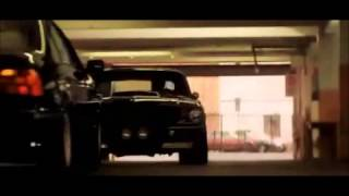 Gone In 60 Seconds chase scene set to music