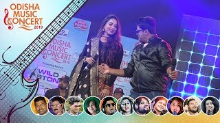 Jeans Wali Pragyan Hota nka Sathire Accident Kariki Asile Tariq Aziz   Odisha Music Concert 2019