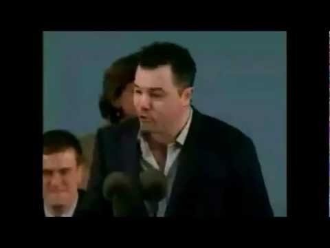 Seth Macfarlane's Complete Harvard Class Day Speech - YouTube