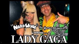 Nardwuar The Human Serviette interviews Lady Gaga in Vancouver, Bri...