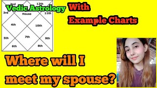 I astrology will where meet my soulmate vedic When Will