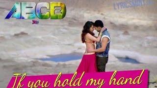 If You Hold My Hand - Disney's ABCD 2 - Varun Dhawan - Shraddha Kapoor - Benny Dayal
