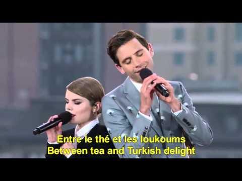Mika Boum Boum Boum - English & French Lyrics Paroles Translation Coeur de Pirate