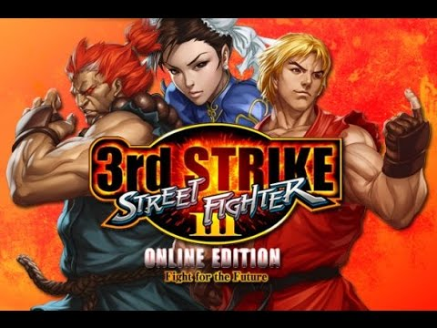 I'm Back - Street Fighter Third Strike ONLINE - PS3/PS4 (HD-60FPS)