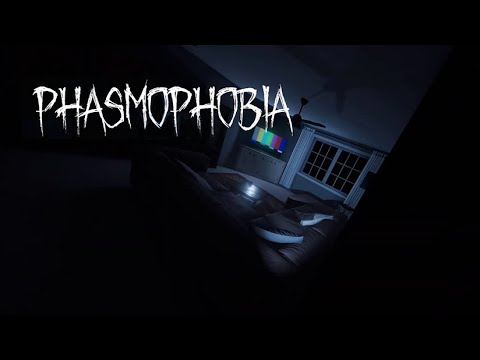 """Phasmophobia - Bande Annonce """"Gameplay"""""""