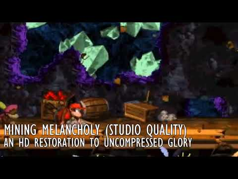 Mining Melancholy Restored To HD