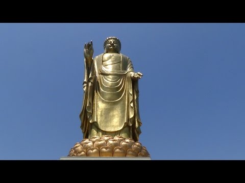 Spring Temple Buddha, The Tallest Statue in the World