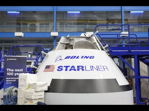 بوينغ تصدم الحالمين بالسفر للفضاء  - نشر قبل 32 دقيقة