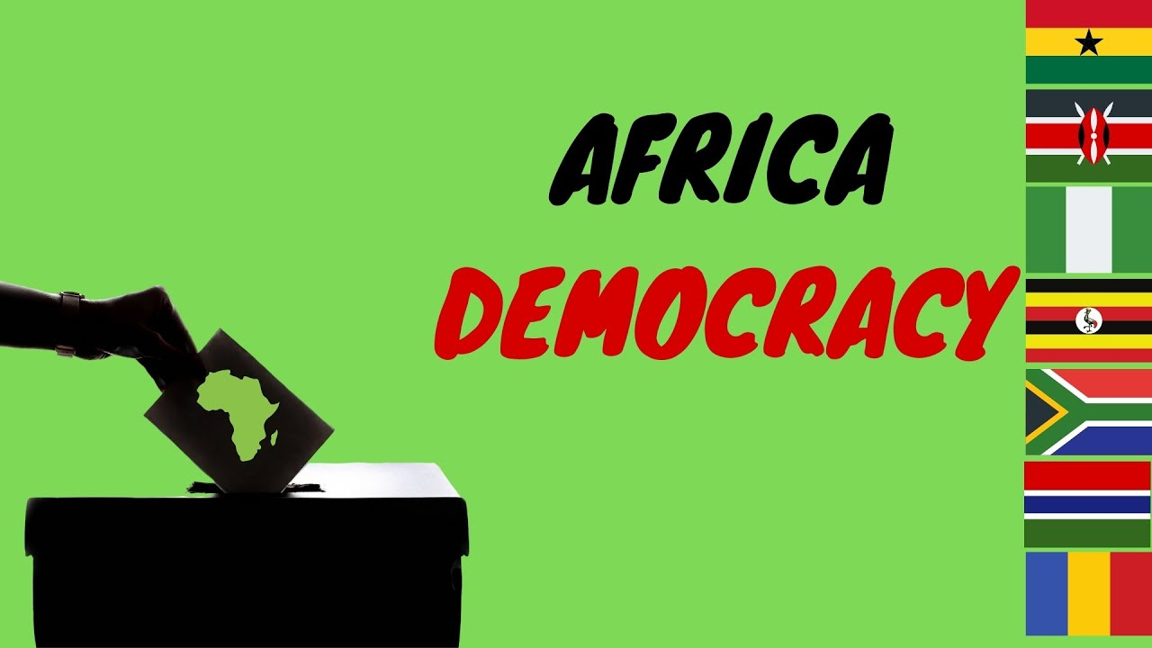 is Democracy our Solution? - Power, Leadership and Democracy in Africa