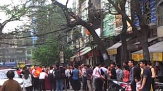 Khắc Việt, Duy Khánh, Trịnh Thăng Bình bê tráp cho Tuấn Hưng
