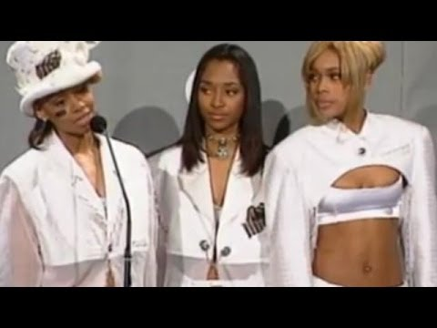 Most Honest Moment In Music History! TLC -