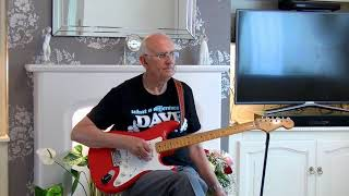 Begin the Beguine - Julio Iglesias - instrumental cover by Dave Monk