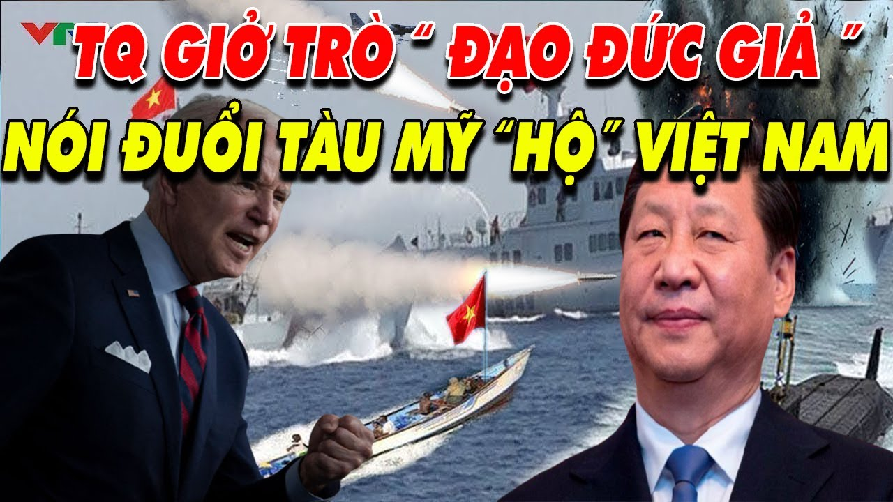 Nực Cười TQ Mạnh Miệng Nói : Đuổi Hộ Việt nam Khỏi Quần Đảo Hoàng Sa Của Việt Nam