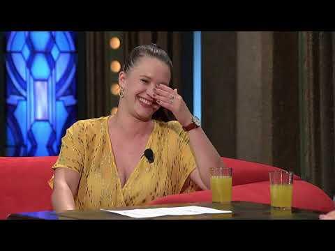 1. Kristýna Leichtová - Show Jana Krause 12. 6. 2019