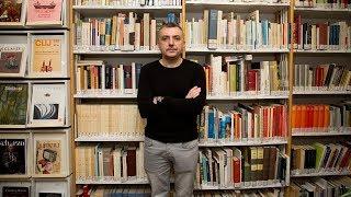 À conversa com o escritor Manuel Vilas