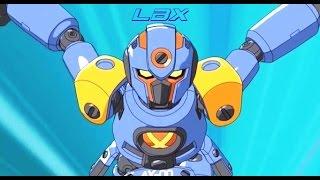«LBX: Битвы Маленьких Гигантов» — 1 эпизод на русском!