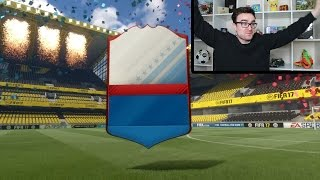 I GOT THREE!!! HUGE FUT BIRTHDAY PACK OPENING!!! Fifa 17 Pack Opening