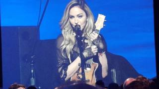 Madonna January 10, 2016 Montage Hotel