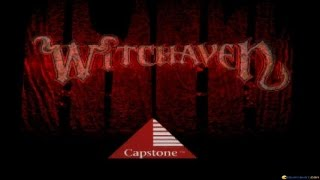 Witchaven gameplay (PC Game, 1995)