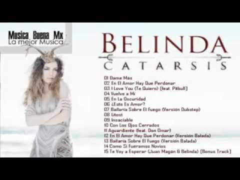 album de belinda catarsis