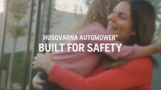 Learn about Automower® Robotic Lawn Mower Safety Features | Husqvarna