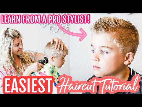 how-to-cut-boy's-hair-with-clippers-for-beginners-|-how-to-cut-hair-at-home