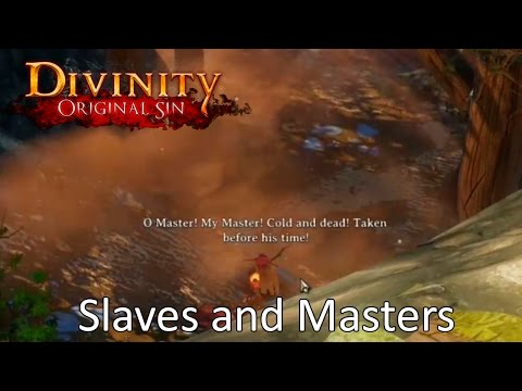 DOS Quest: Slaves and Masters