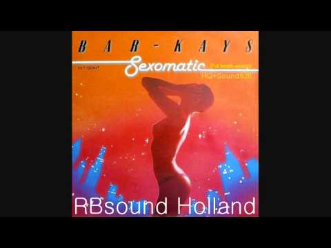 Bar Kays - Sexomatic original (12 inch remix) HQ+Sound