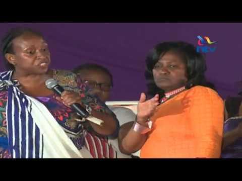 Divisive unity quest: Women leaders disagree over call to back president Uhuru kenyatta