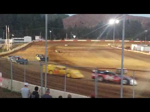 9/24/16 late model trophy dash coos bay speedway