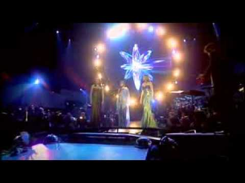 Celtic Woman at the Helix Center in Dublin, Ireland