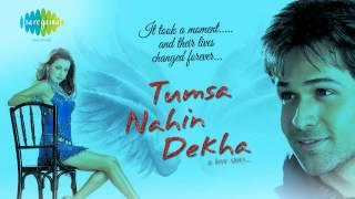 Mujhe Tumse Mohabbat Hai | Udit Narayan & Shreya Ghoshal| Tumsa Nahin Dekha - A Love Story [2004]