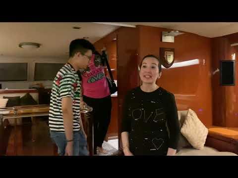 Kuya Wil Resort @Puerto Galera with Ms: Kris Aquino, Josh
