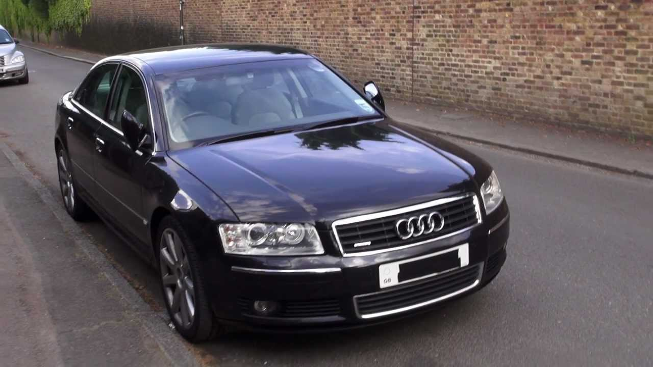 Part 1 3 2004 Audi A8 3 0 Tdi Quattro Sport Review In