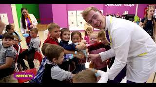 Научное шоу профессора Звездунова помогает воспитывать гениев.