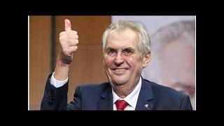 Zeman tančí novičok, naše tajné služby poškozeny. Kdy Česko vstoupí do Ruska?