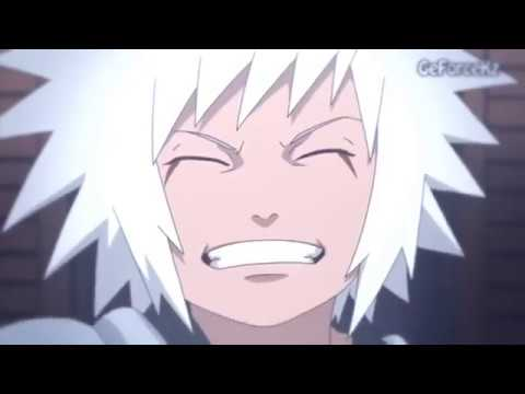 Naruto Shippuden Jiraiya's Death Sad Song  [AMV]