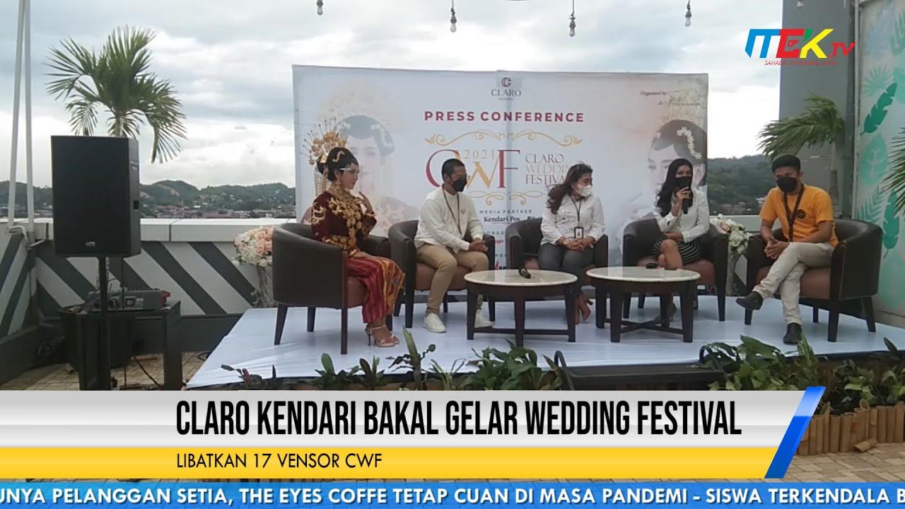 Claro Kendari Bakal Gelar Wedding Festival
