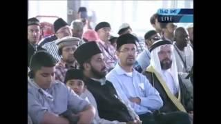 Arabic Qaseedah with Urdu Translation (Jalsa Salana UK 2012)