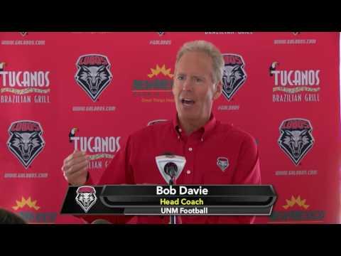 10.3.2016 Bob Davie Press Luncheon