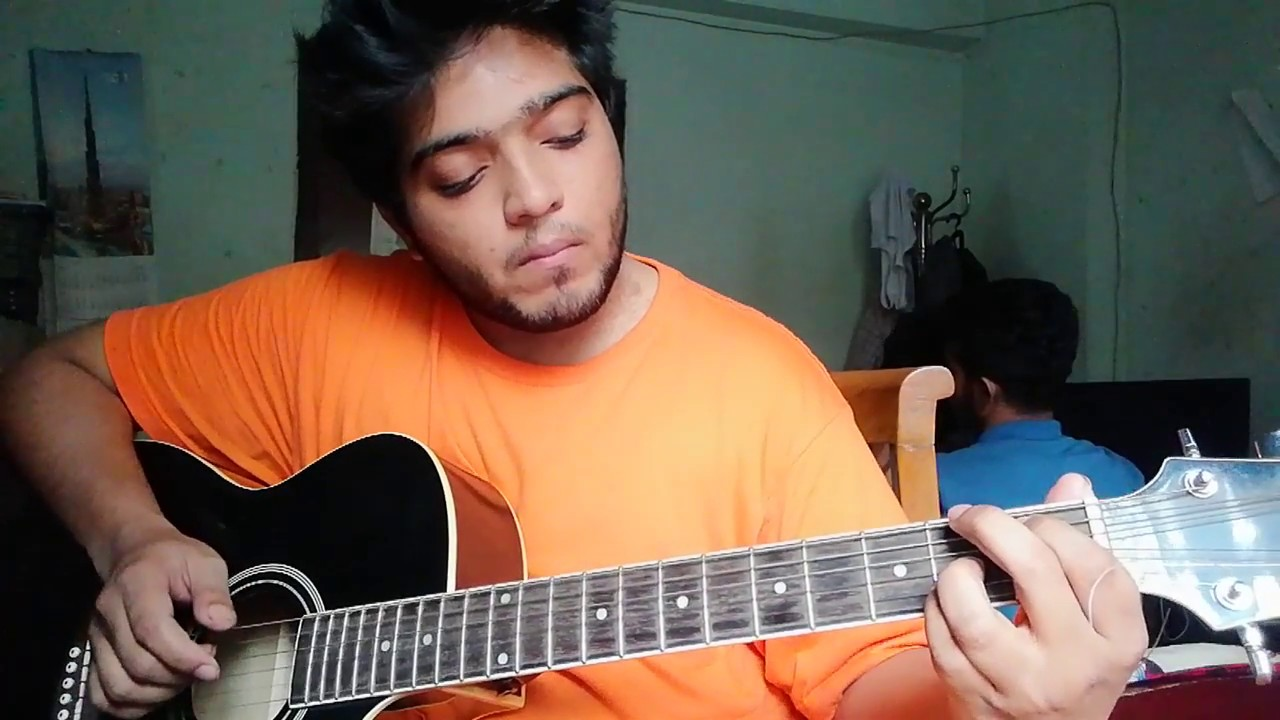 The 1975 Sincerity Is Scary Chords Cover Fingerstyle Tutorial